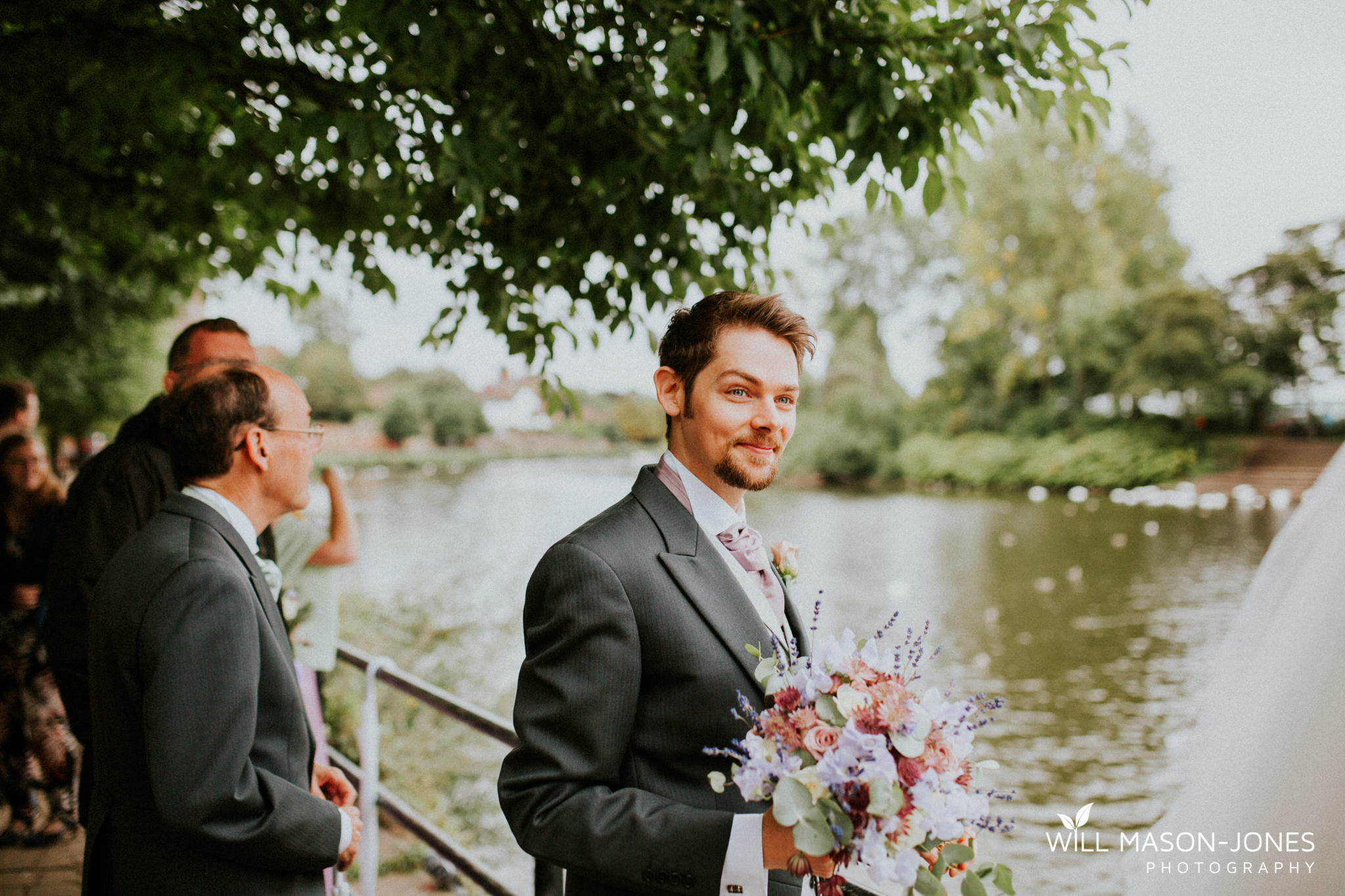 worcester natural documentary wedding photography