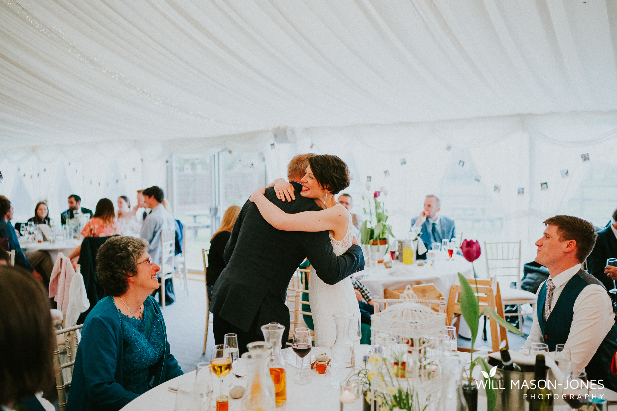 llanerch vineyard wedding reception marquee breakfastphotography colourful