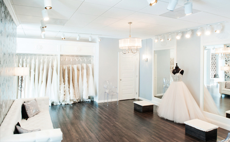 LOVE COUTURE BRIDAL | POTOMAC, MARYLAND