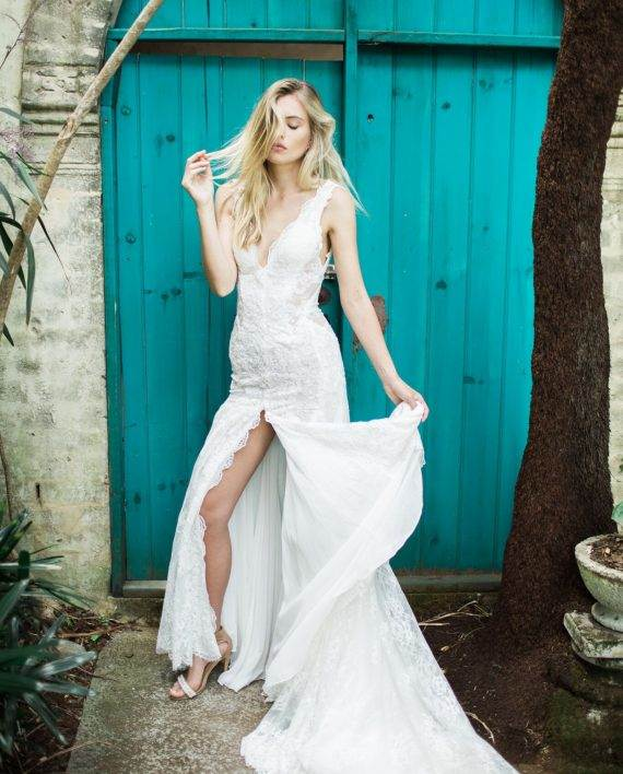 SImona Wedding Dress from Made with Love