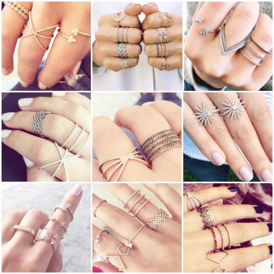 """I have TOO many rings!"" said no one ever!"
