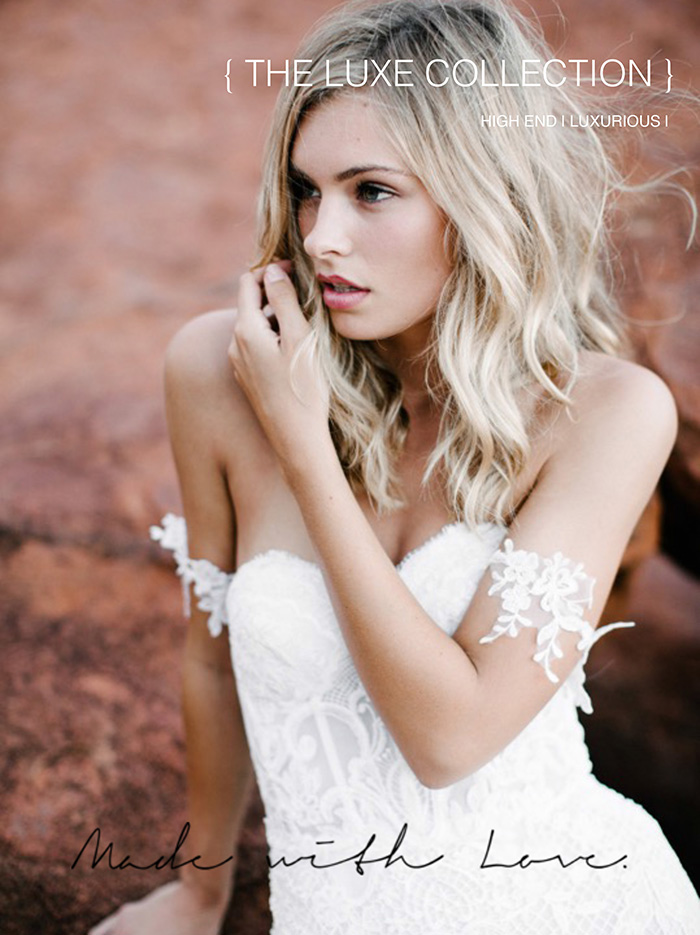 Made With Love Bridal - Luxe Collection Debut