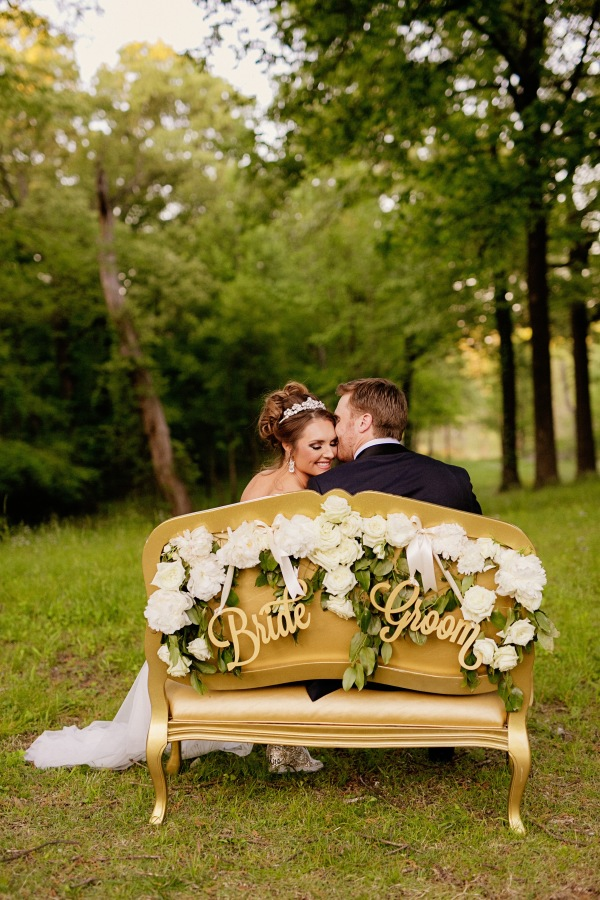 Sweet Southern Wedding Photos