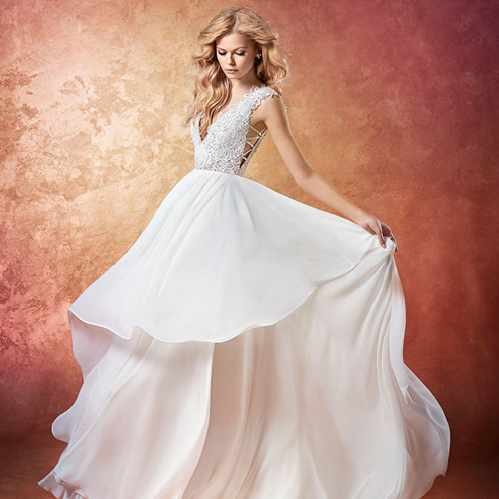 Hayley Paige Leigh Wedding Dress
