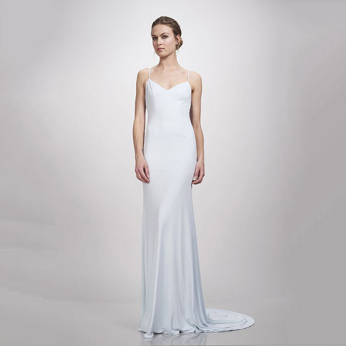 Theia Bridal Ivy in Cloud Blue