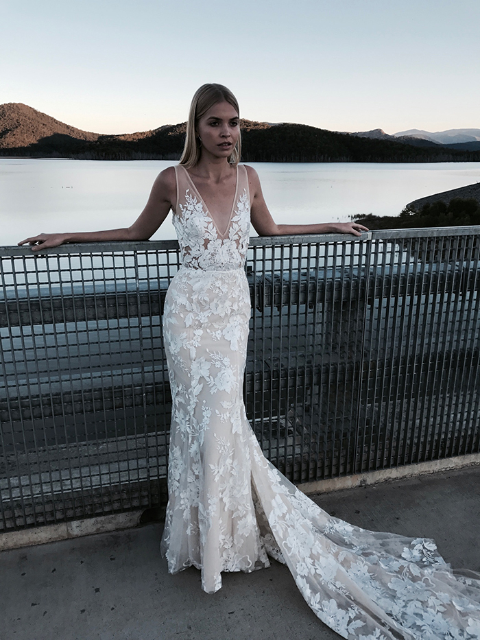 Made With Love Bridal Stevie Wedding Dress