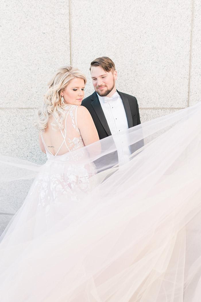 Fabulous Hayley Paige Leah Bride