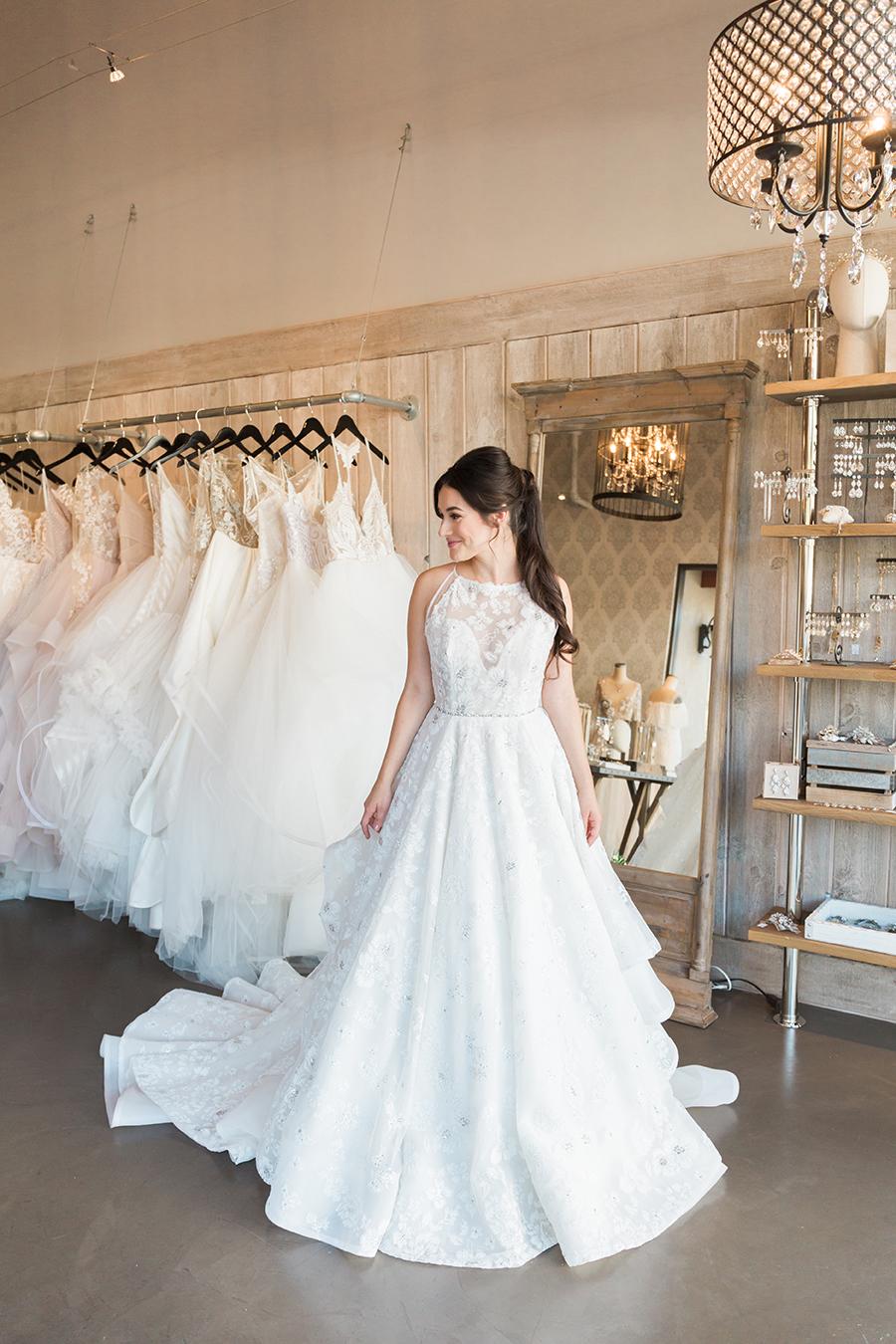 Haute Bride Wedding Dress Experience