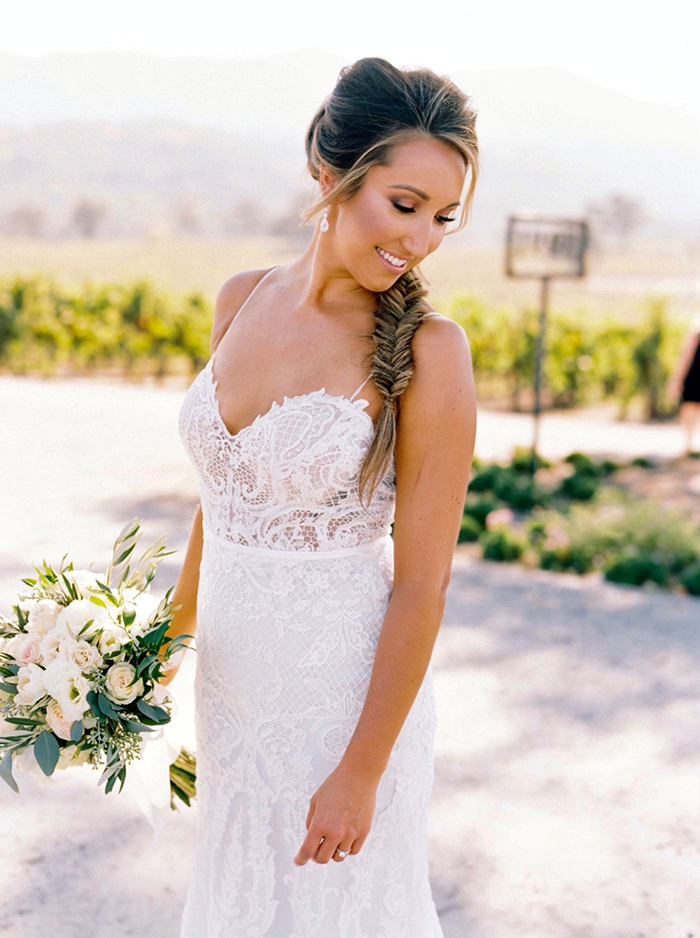 Haute Bride Kaycee in Ella by Made With Love Bridal | Photography:  Jen Rodriguez