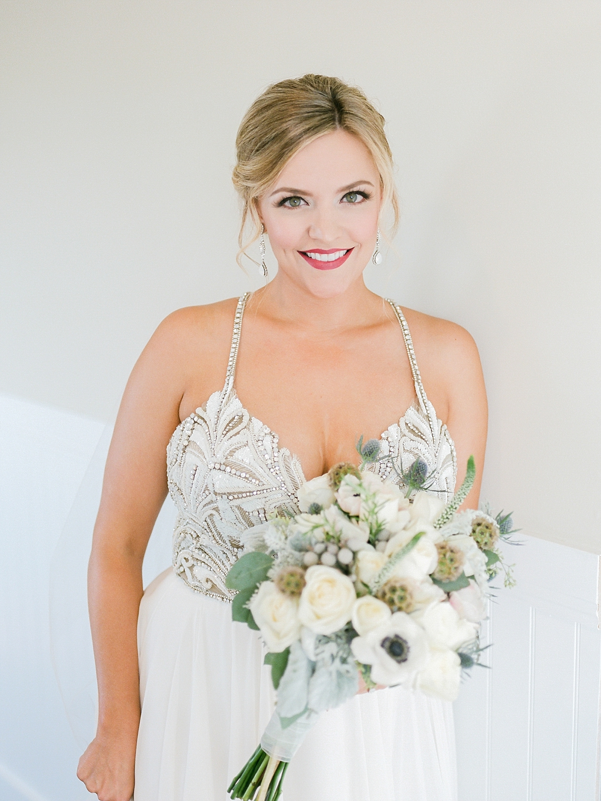 Vintage Glam Bride in Hayley Paige