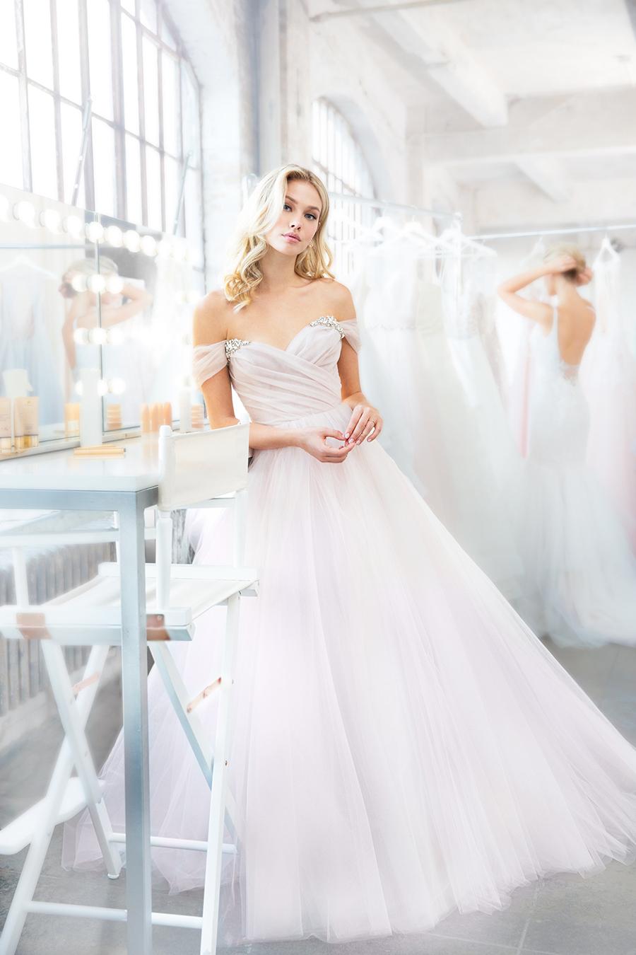 Blush by Hayley Paige Spring 2018 Milo Wedding Dress
