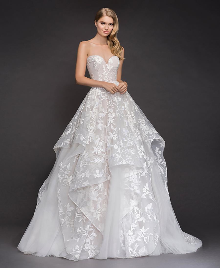 Blush by Hayley Paige Spring 2018 Lulu Wedding Dress