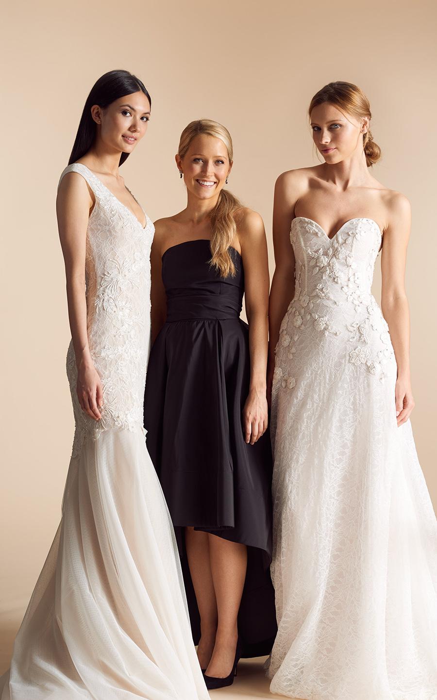 Introducing Allison Webb Wedding Dresses
