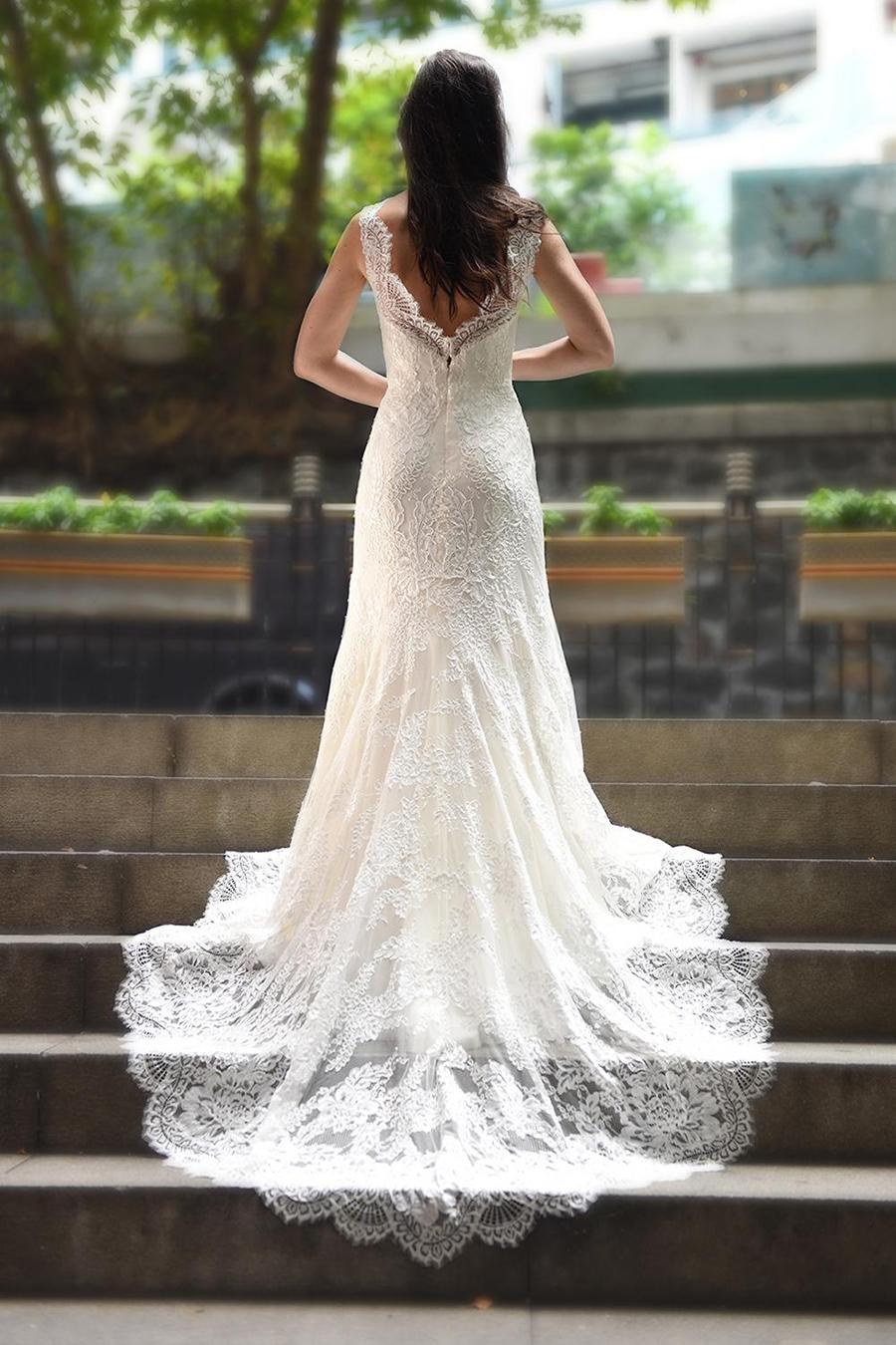 Augusta Jones - Stevie Wedding Dress