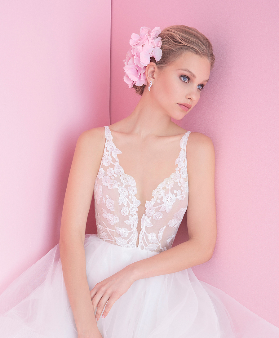 Blush by Hayley Paige Iris Wedding Dress
