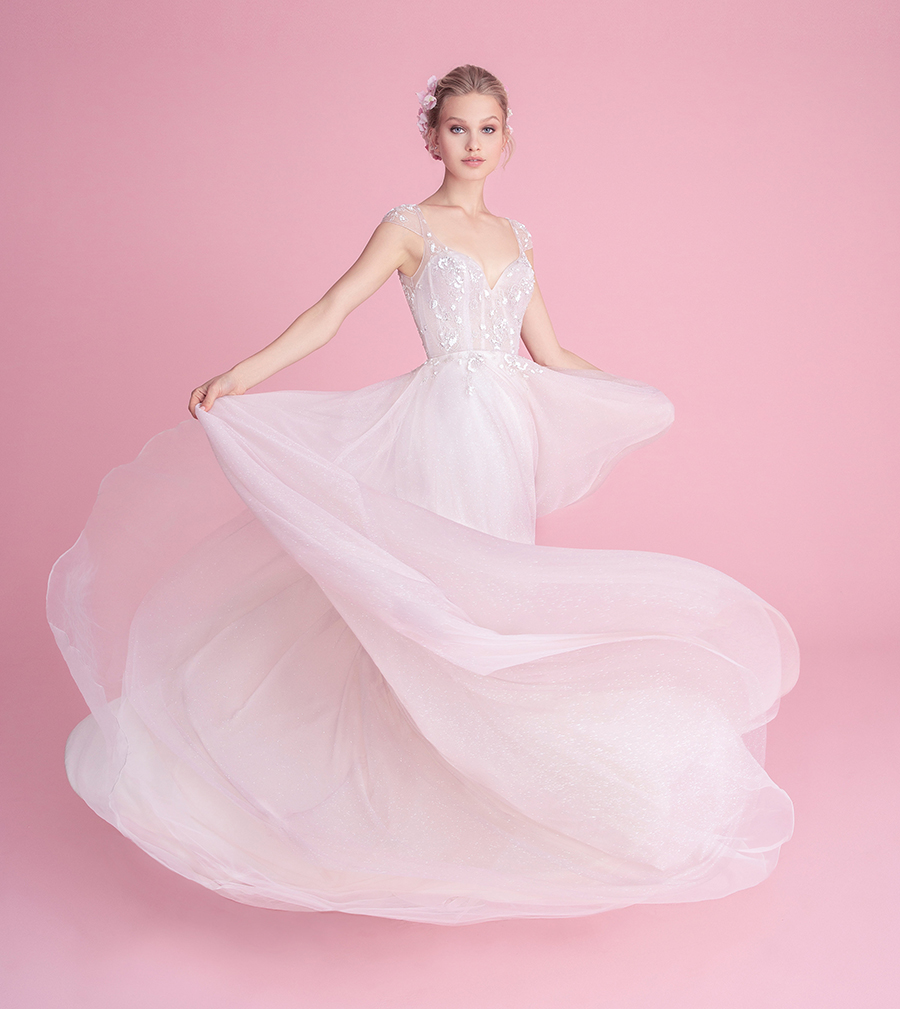 Blush by Hayley Paige Amour Wedding Dress