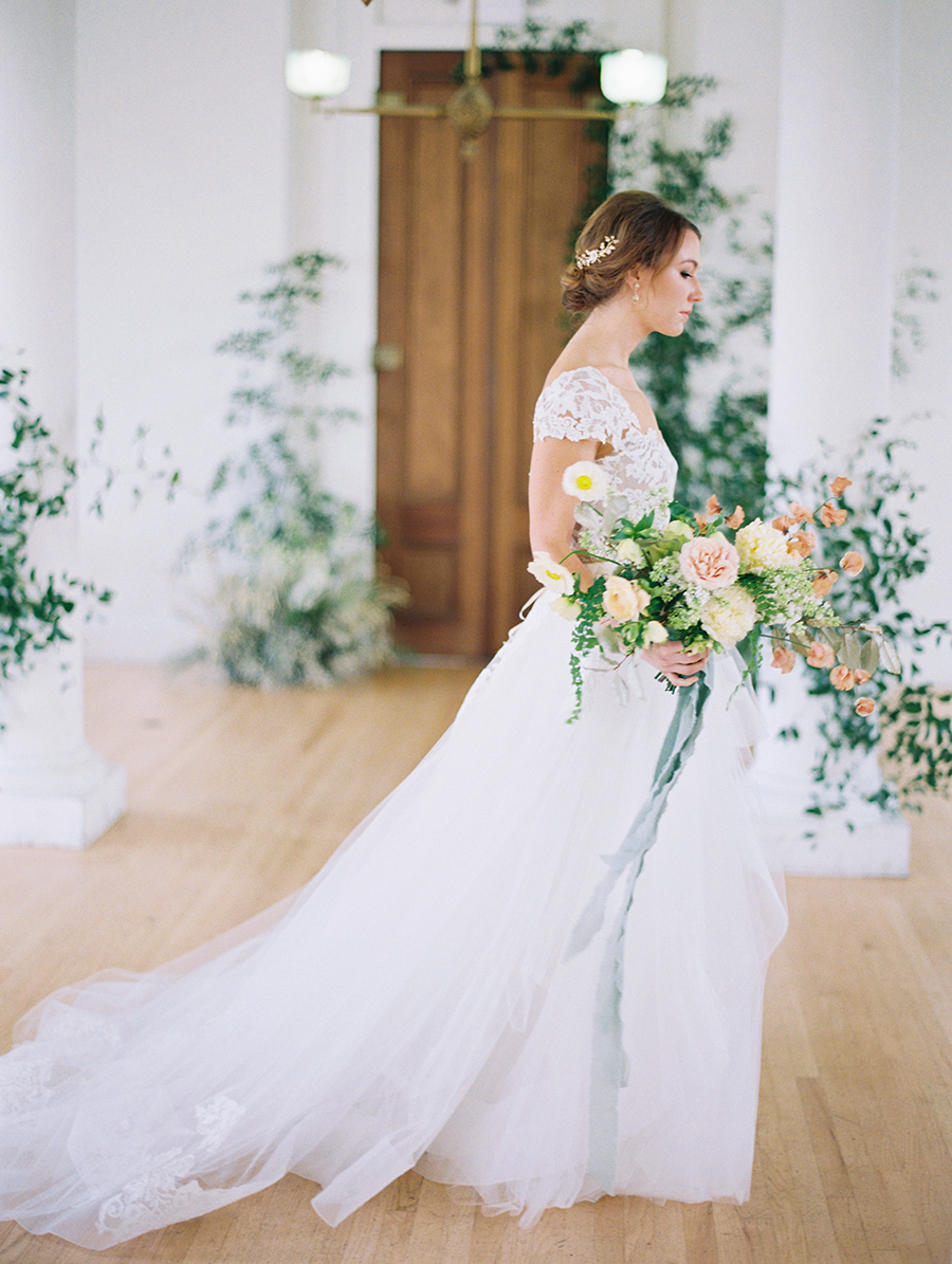 Fine Art Wedding Styling with Haute Bride