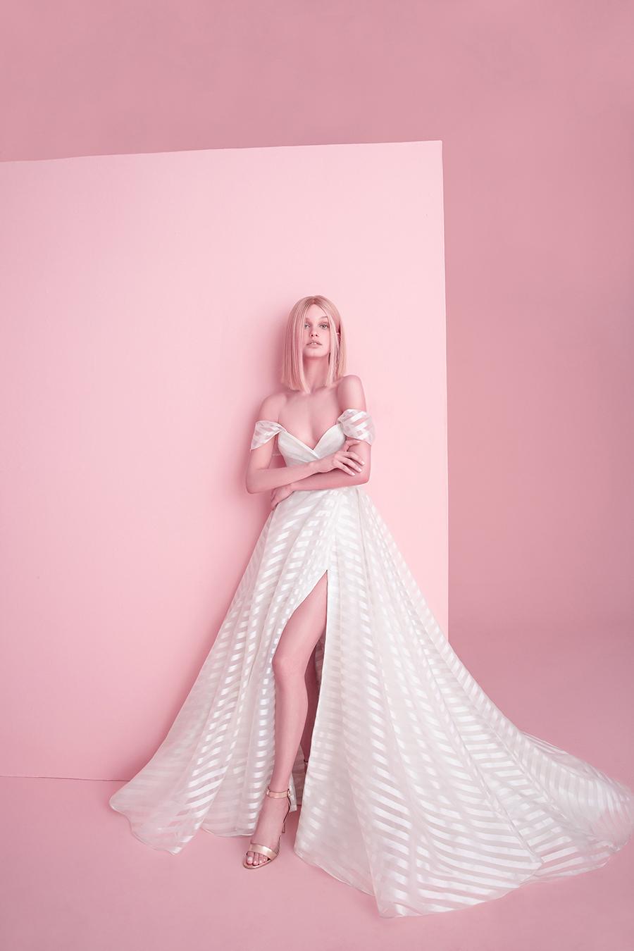 Hayley Paige Fall 2018 Harley Wedding Dress