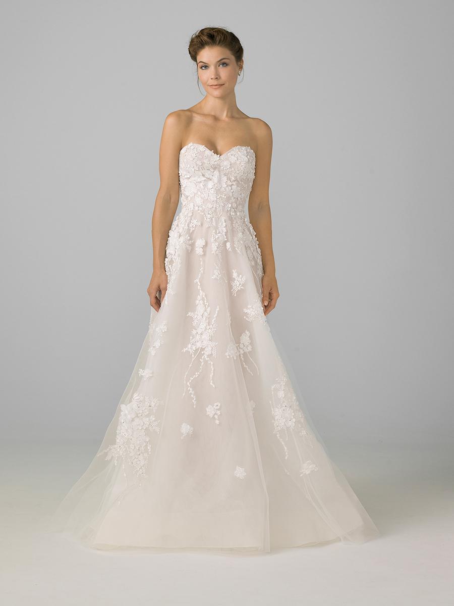 Azul by Liancarlo Wedding Dress Preview