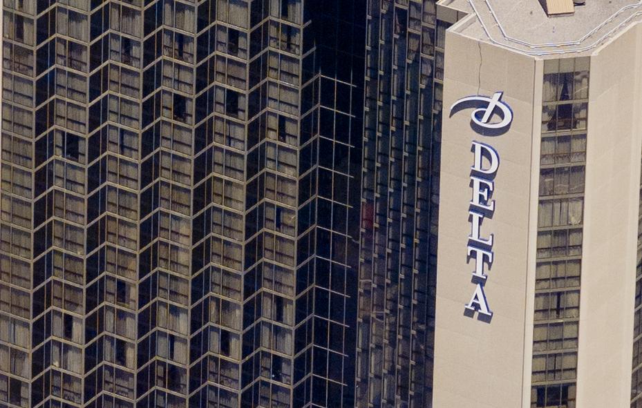 Hotel Delta détail, Montreal