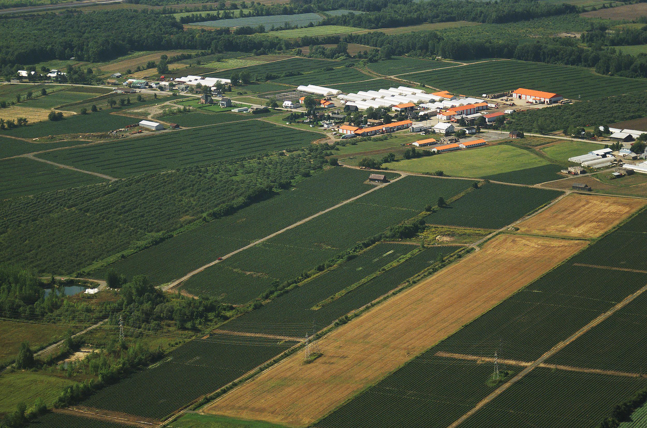 Terre Agricole, Quebec