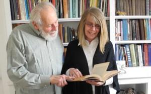 Dandelion Productions'Founding Artistic Directors, Ellen Lieberman & Bertram Garskof