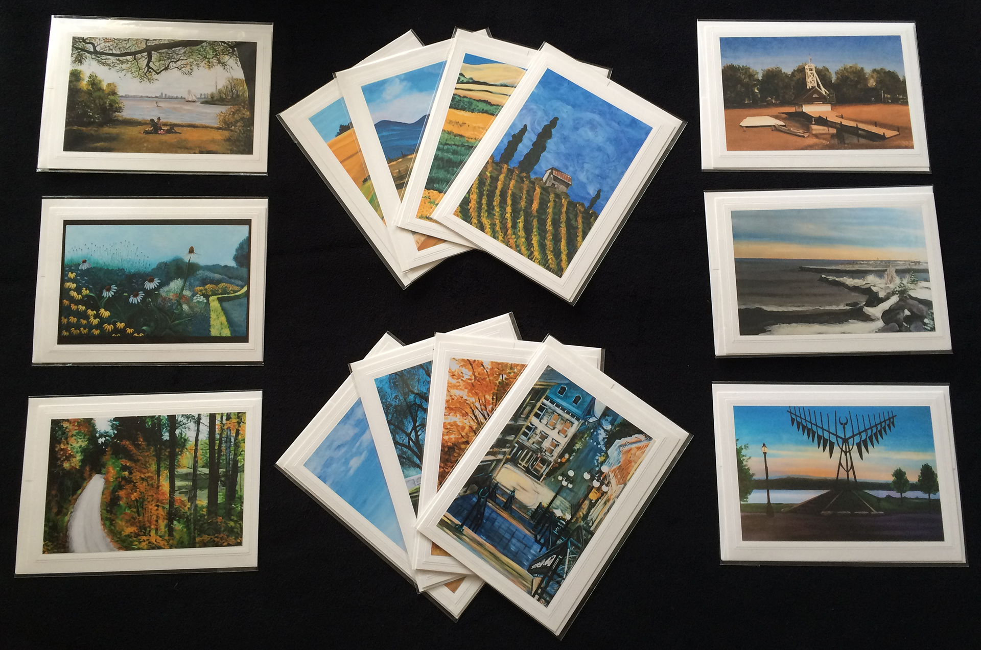 Selected Card Prints $5.00 each or 6 for $25.00