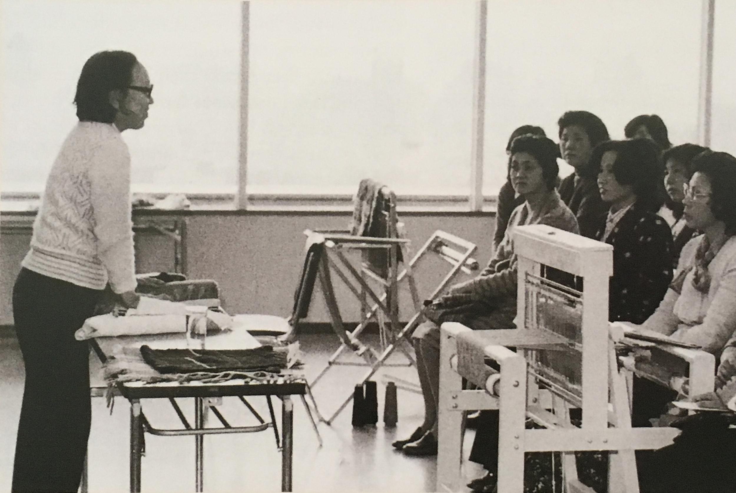 Misao jo, 1972