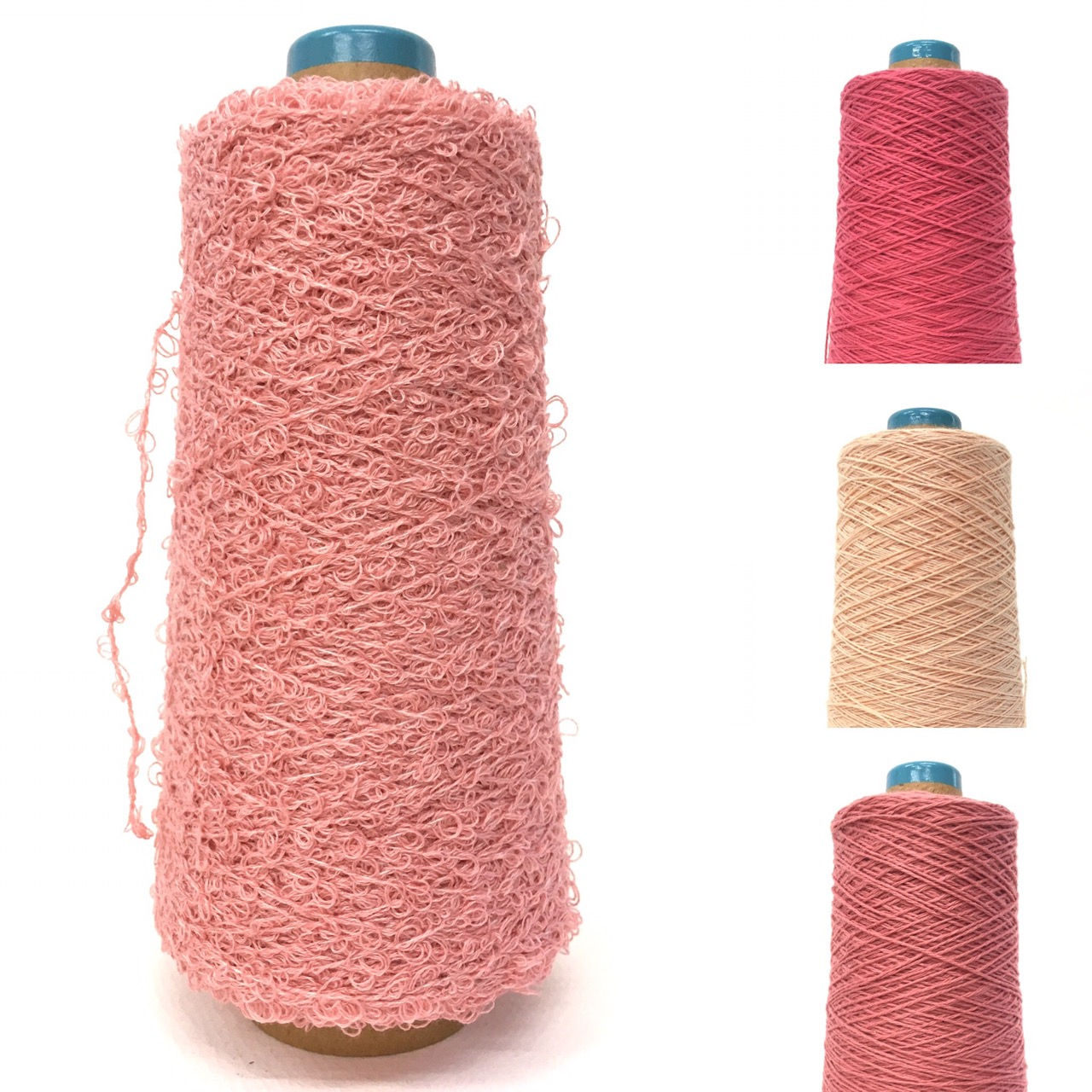 SAORI yarns are available through authorized distributors.