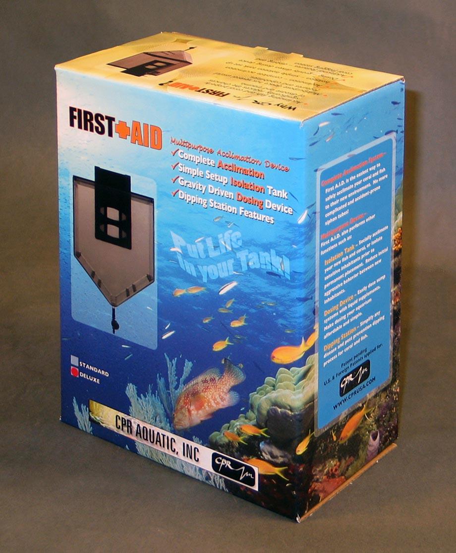 First+AID Retail Box
