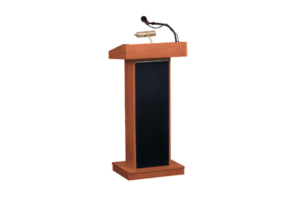Podium & Lectern Rentals - Most hotels, conference centers & banquet halls have their own podiums for you to use, but if this is not the case, or your event is at your place of business, we can provide podium or lectern rentals. Our podiums come with microphone holders if a mic is required.