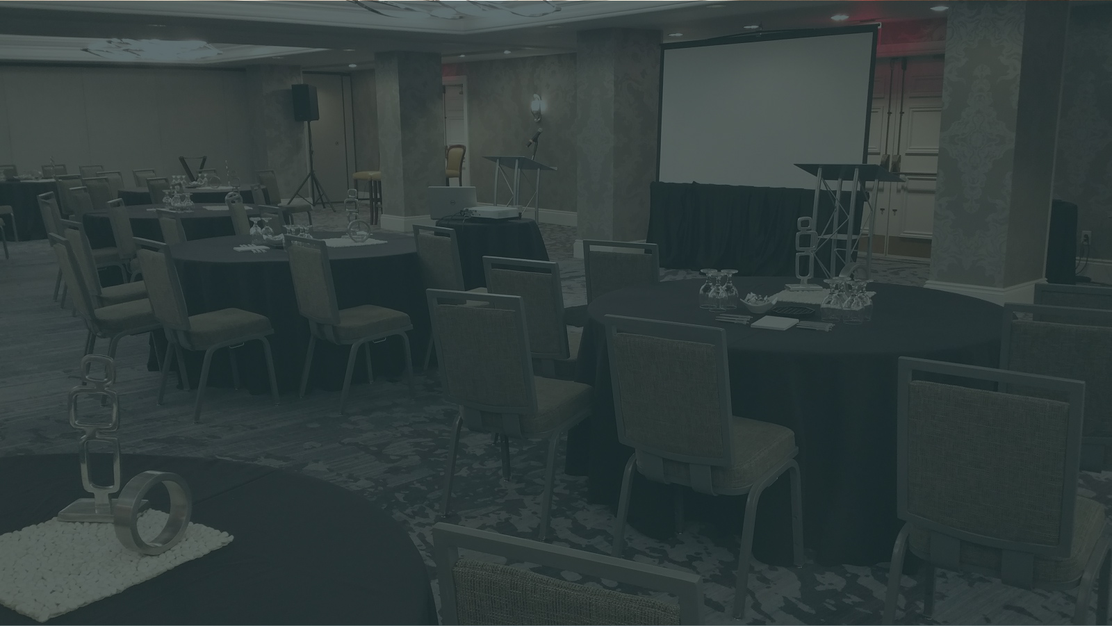 COMPETITIVE PRICING - If your event is at a hotel, conference center, banquet hall or any event venue, don't pay their outrageous