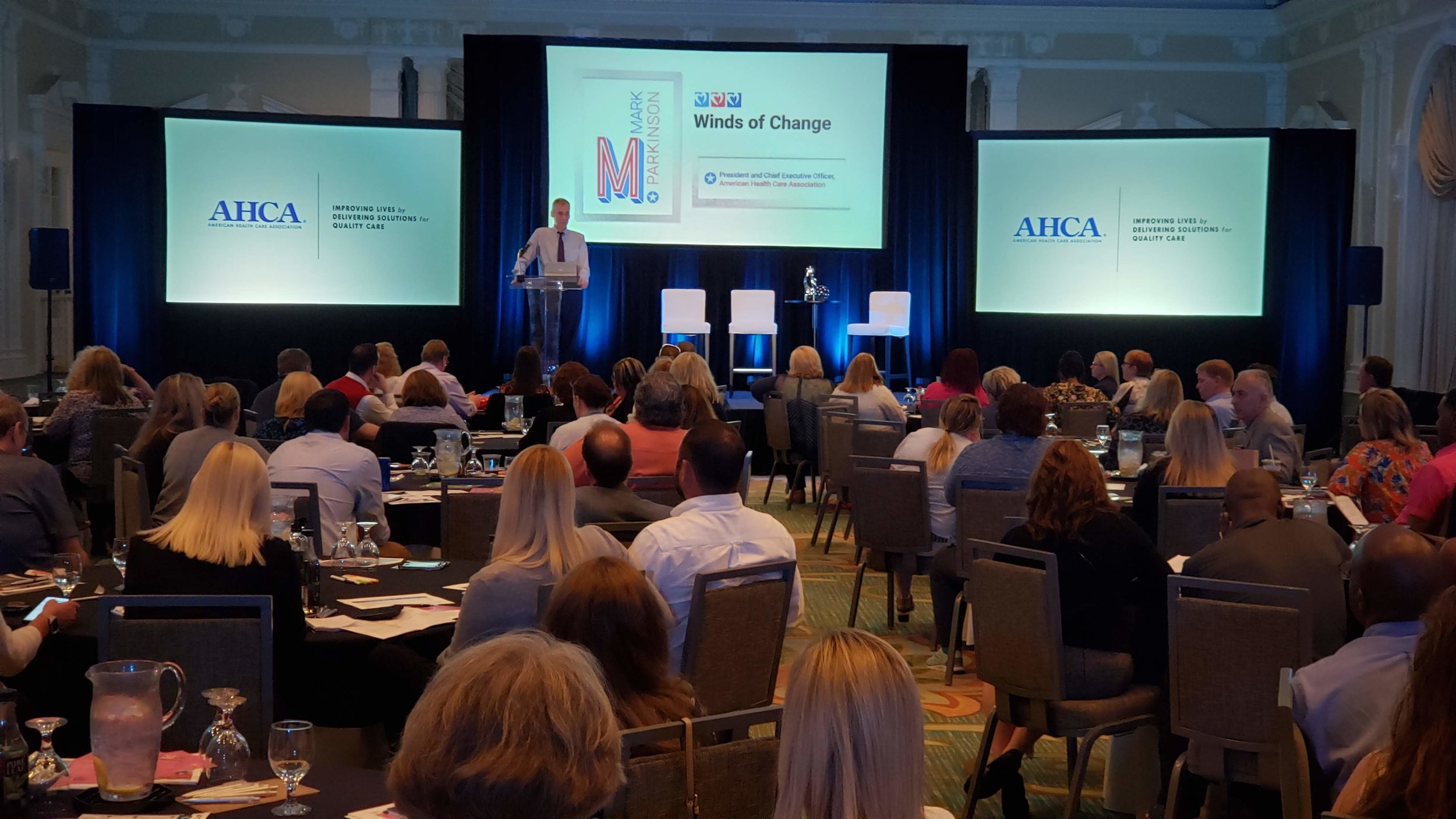 Audience Engaged at 2019 Conference - Visual Advantage.jpg