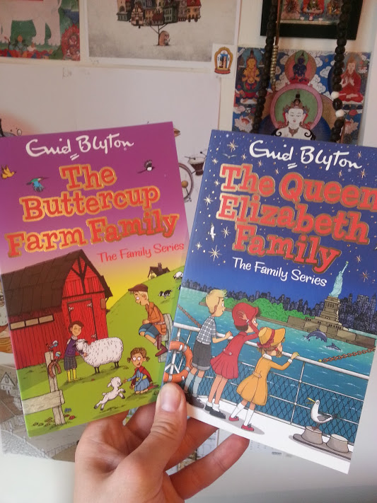 Enid Blyton Family series
