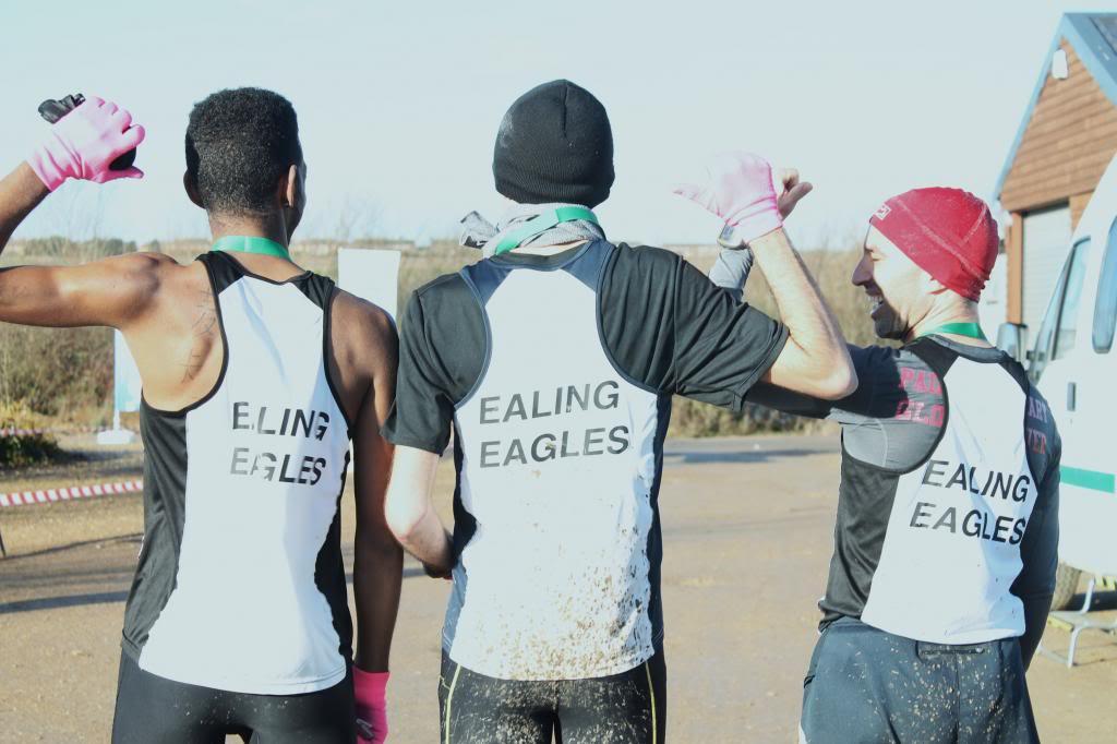 Three Ealing Eagles