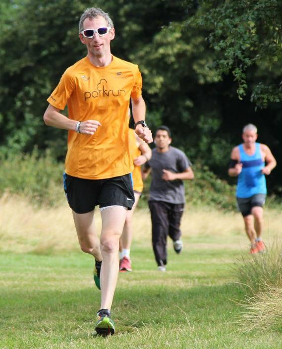 Osterley park runners