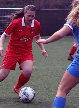 Women's football Will To Win, Ealing