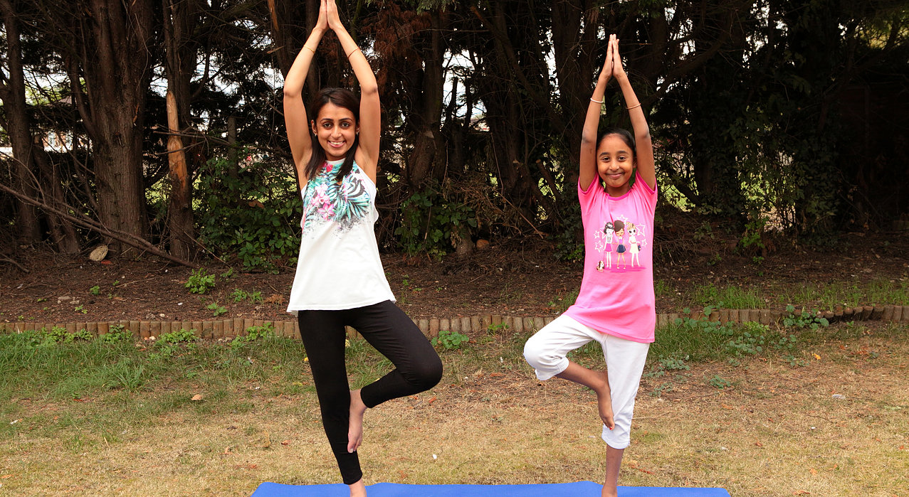 Yoga with Rupy