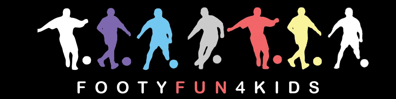 Footy Fun 4 Kids logo