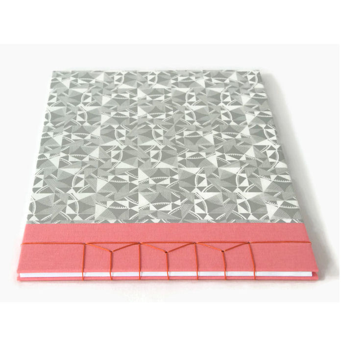 Pale pink grey geo spine detail.jpg