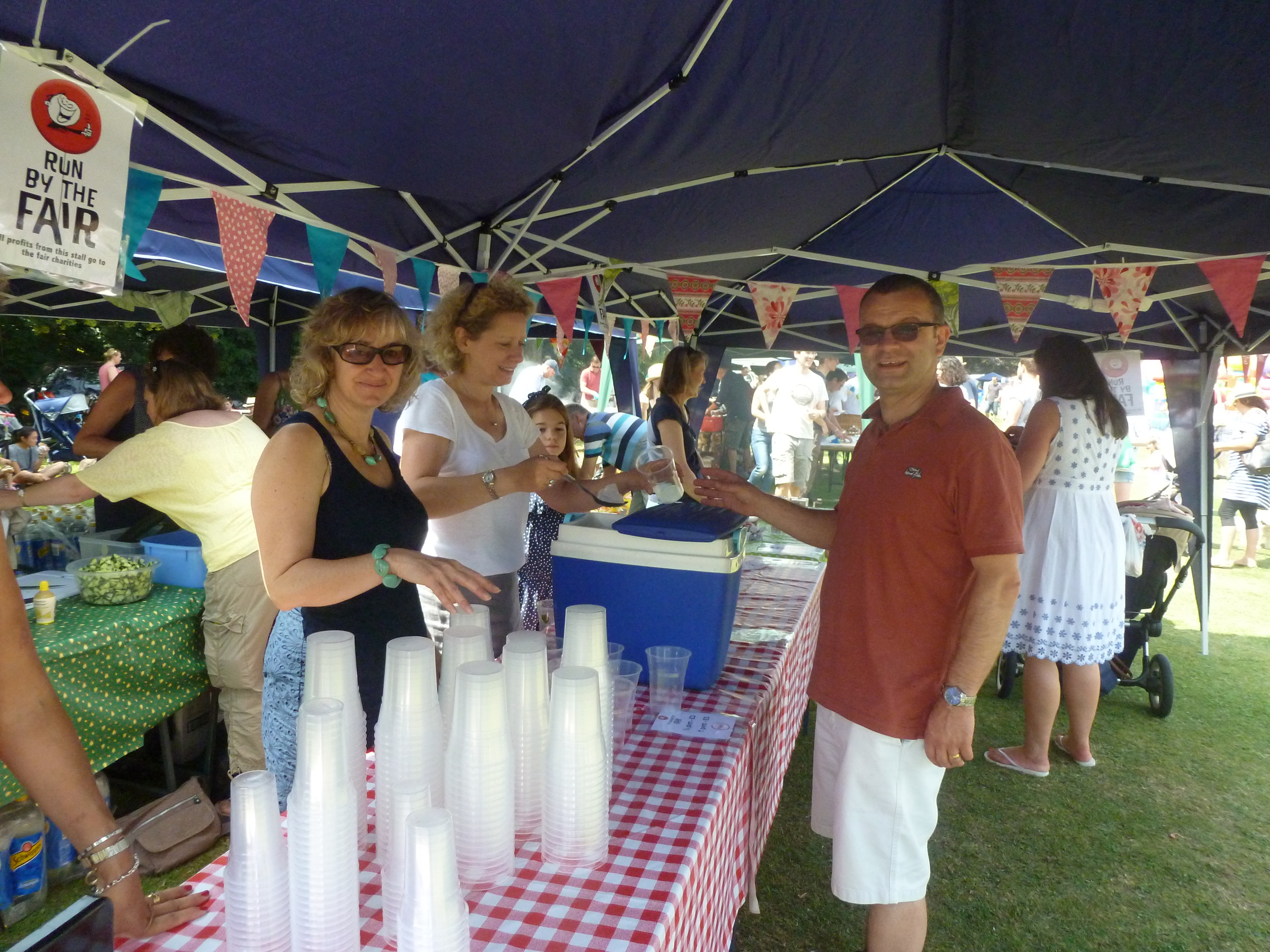 The Pimms stall.JPG