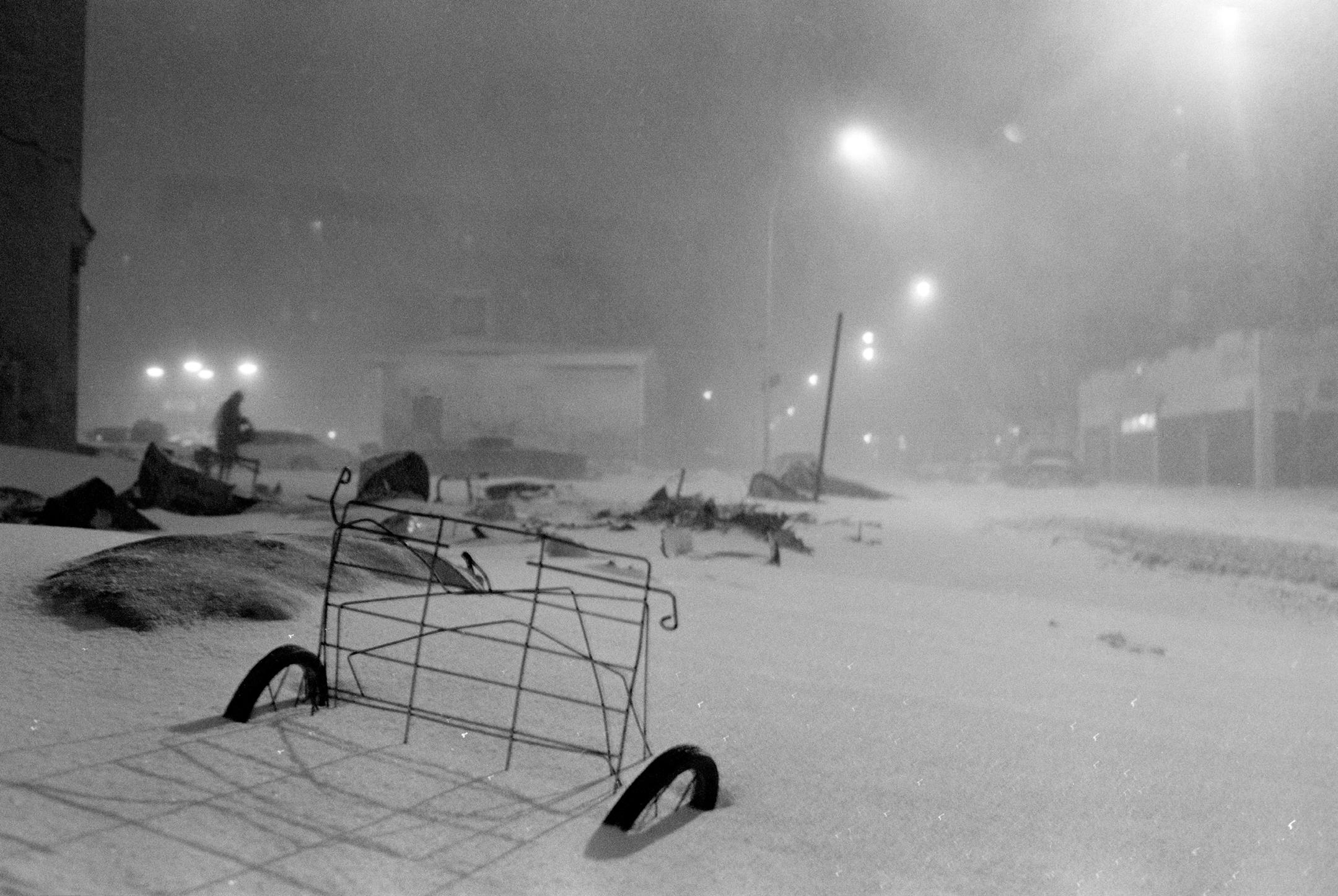 Brooklyn Snow II