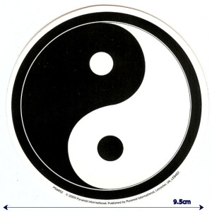 Yoga Speak: Yin Yang