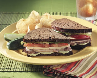 Yoga Speak: Turkey Sandwiches