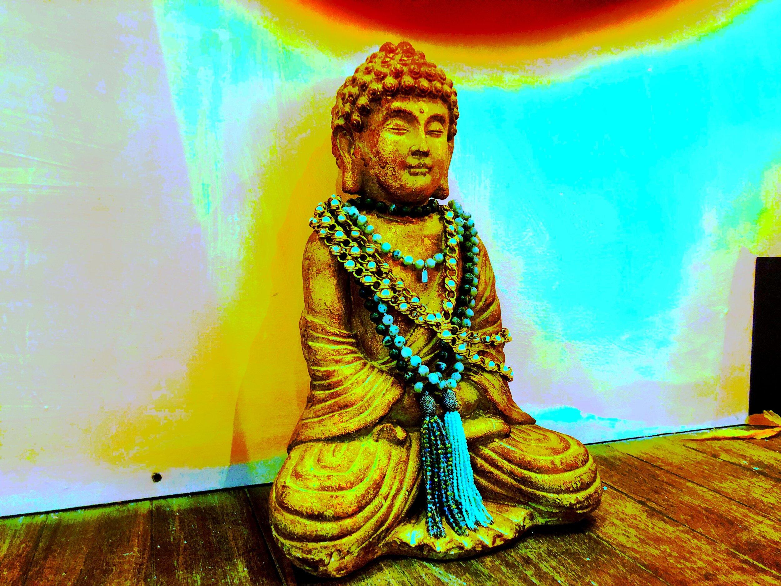 SOHO buddha