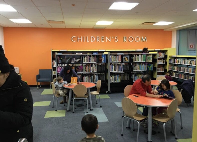 Children's Library in Court Square