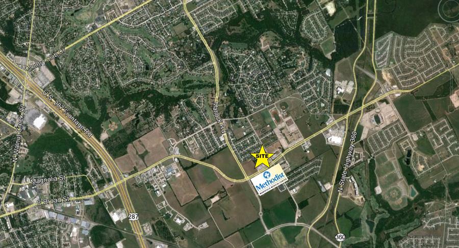 647 N Miller Rd, Mansfield  4.42 acres