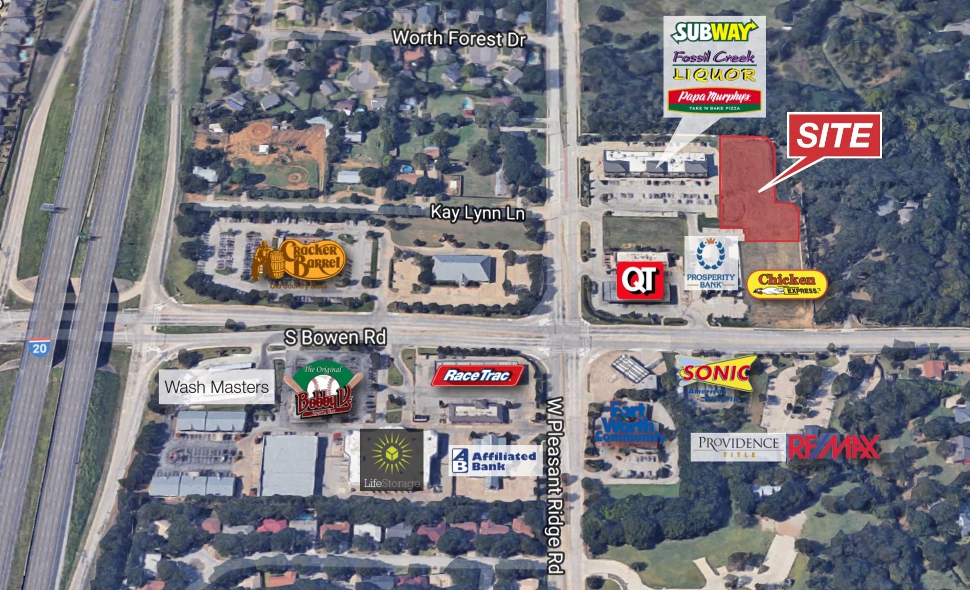 The Gardens at Town Center   4301 Bowen Rd, Dalworthington Gardens, TX