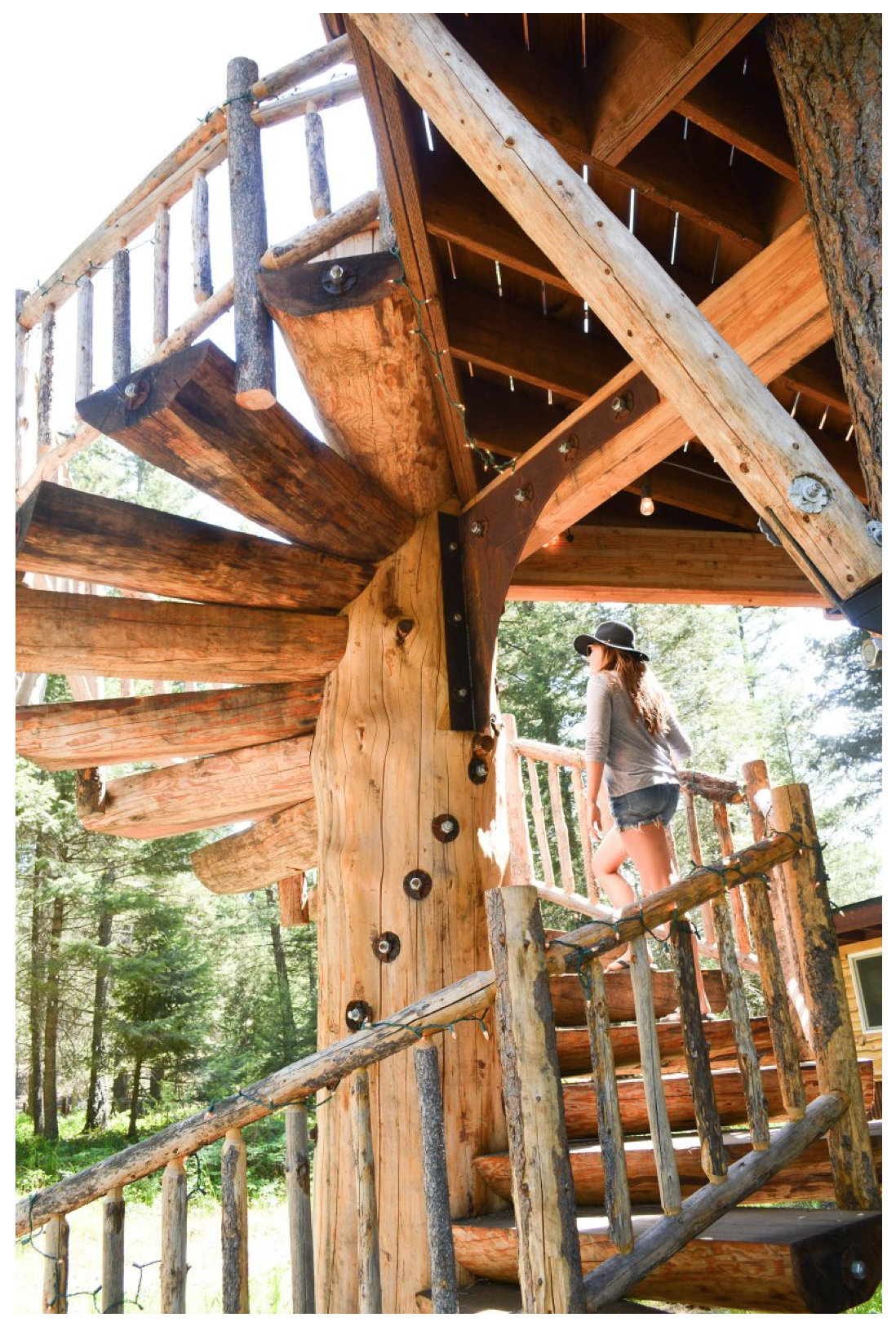 Montana Treehouse Retreat Outside Magazine 5