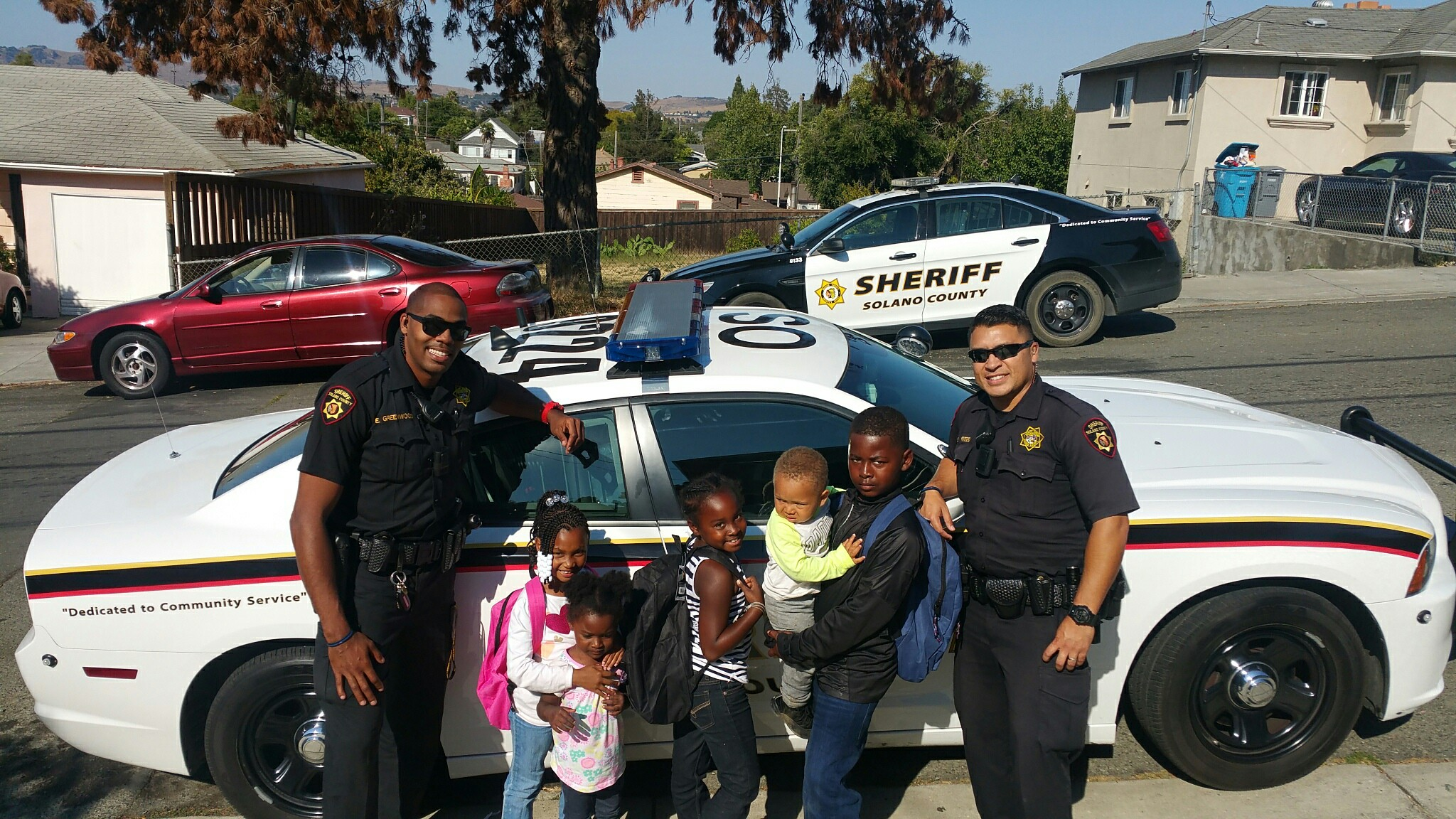 Sparkle Teams Up with Solana County Sheriff's Office